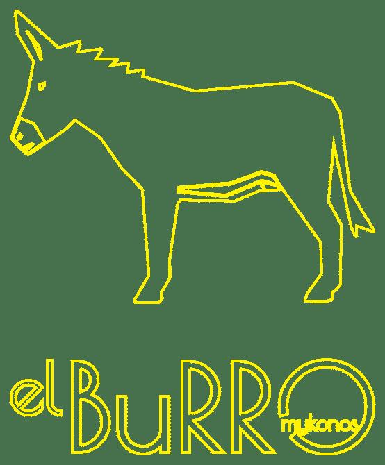 El Burro Mykonos Logo